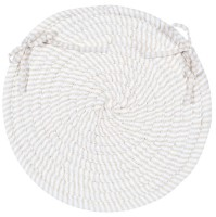 round chair pads (set of 4)