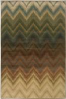 """Oriental Weavers 1'10"""" x 3'3"""" rectangular Regular Price: $109.00 Outlet Price: $31.50"""