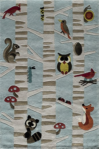 Lil Mo Whimsy LMJ-29 Area Rug