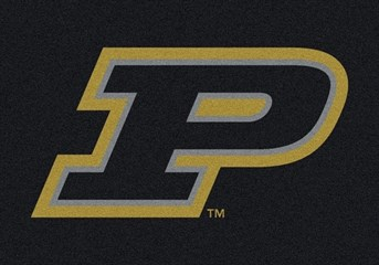 College Spirit Rugs (3315) Purdue arearugs