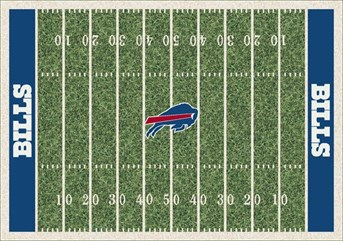NFL Team Rugs Buffalo Bills arearugs