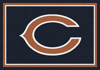 NFL Team Rugs Chicago Bears arearugs