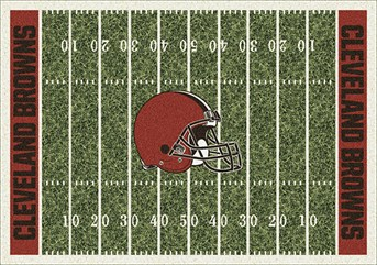 NFL Team Rugs Cleveland Browns arearugs