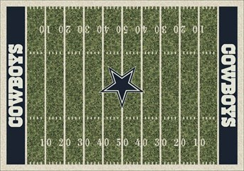 NFL Team Rugs Dallas Cowboys Area Rug