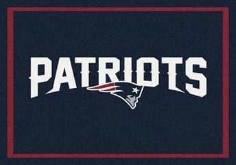 NFL Team Rugs New England Patriots Area Rug