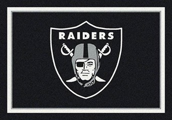 NFL Team Rugs Oakland Raiders arearugs