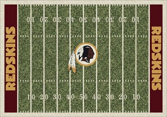 NFL Team Rugs Washington Redskins arearugs
