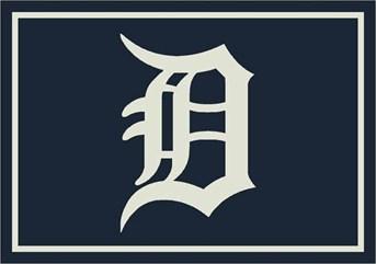 Major League Baseball Detroit Tigers arearugs