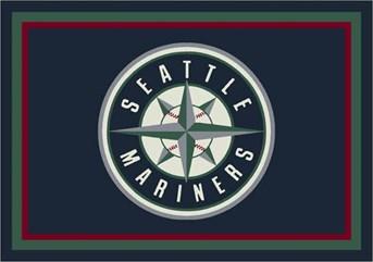 Major League Baseball Seattle Mariners arearugs