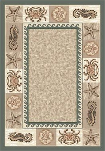 Signature Sea Life 4882 Area Rug