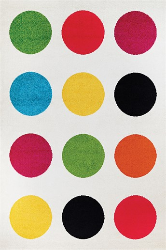 Spectrum Polka arearugs