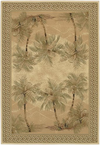 Everest Palm Tree Area Rug