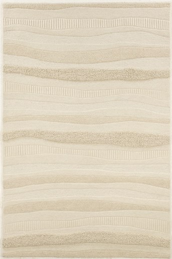 Super Indo-Natural Impressions Stripe arearugs