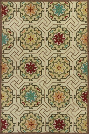 Meridian Mosaic Area Rug