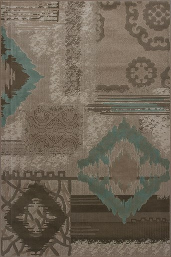 Geneva Diamonds Area Rug