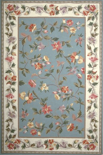 Colonial Floral arearugs