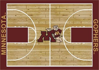 College Court Minnesota arearugs