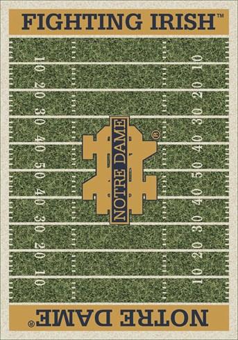 Homefield Rugs (3319) Notre Dame arearugs