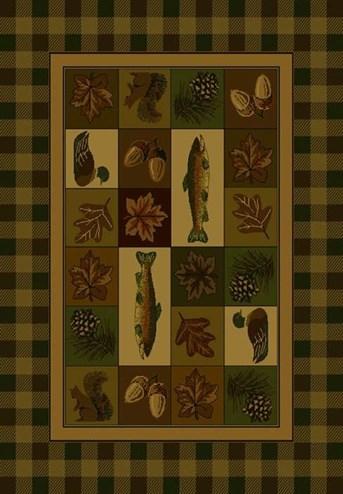 Genesis Timberland arearugs