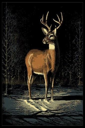 Legends Winter Buck arearugs