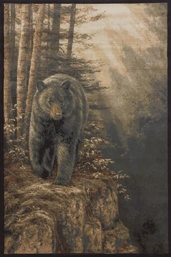 Designer Genesis Rocky Bear arearugs