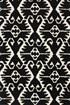 Black, Ivory (D)
