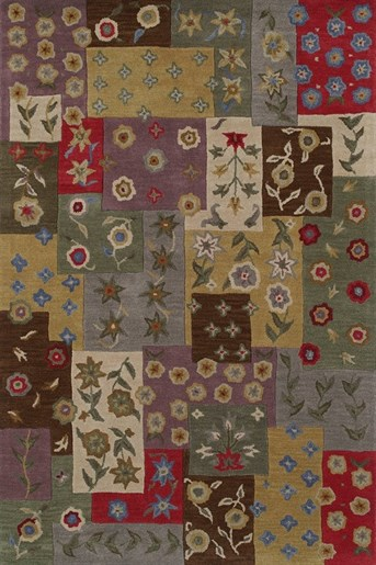 Treasure Patchwork arearugs
