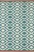 Turquoise, Ivory, Paprika (78)
