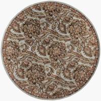Surya 8' x 8' round Regular Price: $2,893.00 Outlet Price: $868.00