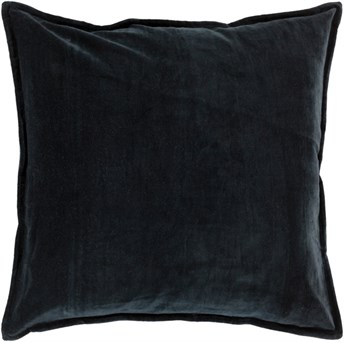 Solid Pillows Smooth Velvet Area Rug