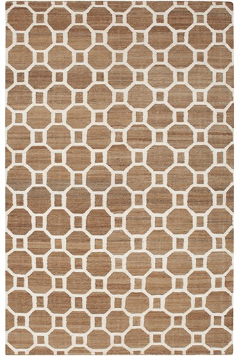 Seaport Honeycomb Area Rug