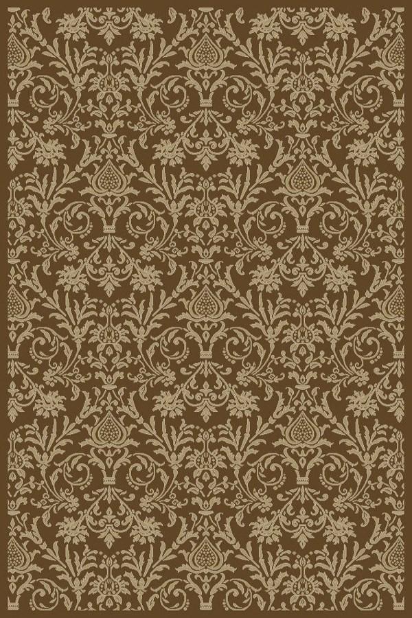 brown tone damask style - photo #11