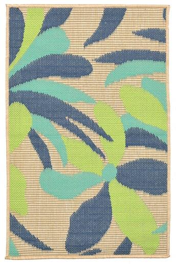 Liora Manne - Playa Flower arearugs