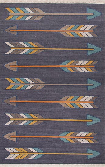 Luli Sanchez - En Casa (Flat Weave) Sawyer arearugs