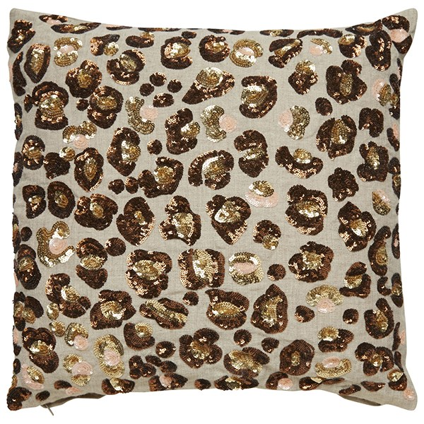 Kate Spade Silk Cat Nap Decorative Pillow : kate spade new york Kate Spade - Yorkville Pillows Sequin Leopard Pillows Rugs Direct