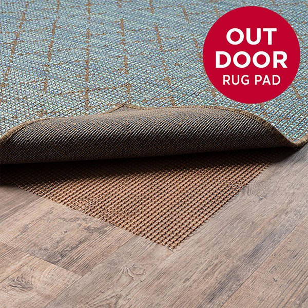 Click To View Larger - Premium Rug Pads Outdoor Rug Pads Rugs Direct