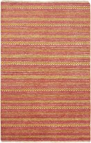 "Rugs Direct Gallery 4'1"" x 6'3"" rectangular Regular Price: $2,922.00 Rectangular  Wool Rug, Pink  - 53174"