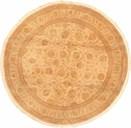 """Rugs Direct Gallery 8'4"""" x 8'4"""" round Regular Price: $7,917.00 Round Wool Rug, Beige  - 50205"""