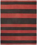 """Rugs Direct Gallery 8'2"""" x 9'10"""" rectangular Regular Price: $3,282.00 Rectangular Wool Kilim, Red  - 47531"""