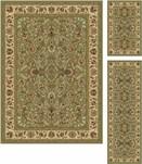 Tayse International Trading 5' x 7' three piece set Regular Price: $818.00 5075 Set, Green