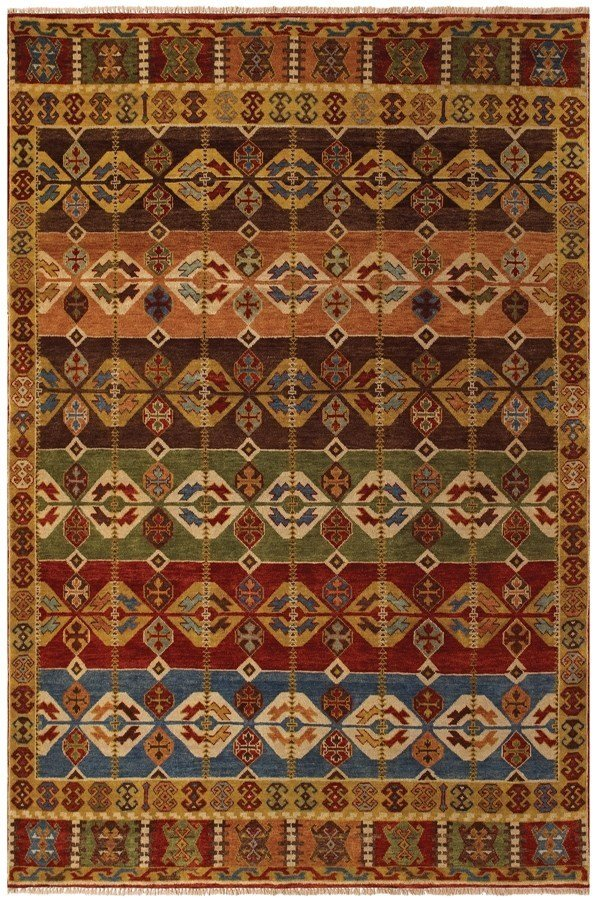 Click To View Larger - Feizy Rugs Ashi 6130F Rugs Rugs Direct