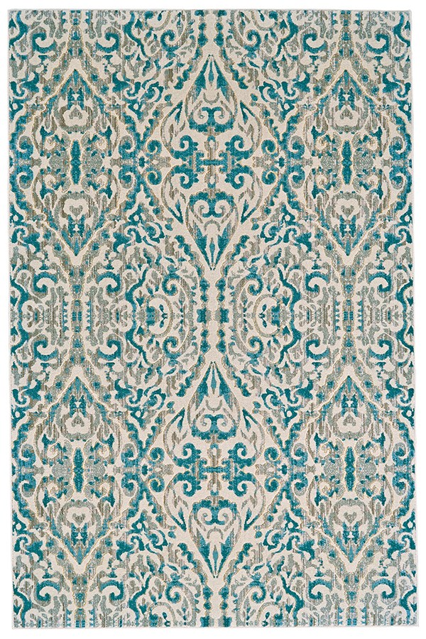 ENLARGED VIEW - Feizy Rugs Keats 3466F Rugs Rugs Direct