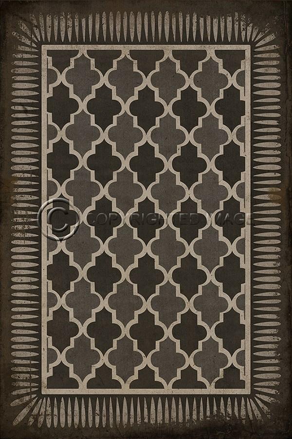 Spicher And Company Vintage Vinyl Floor Cloths Arabian
