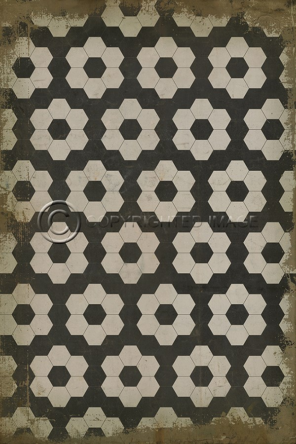 Spicher And Company Vintage Vinyl Floor Cloths Resonance