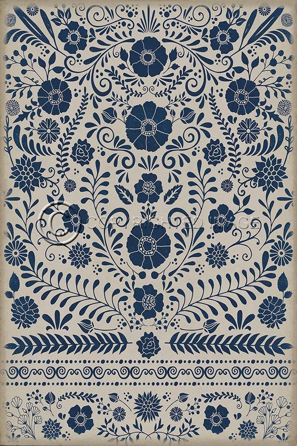Spicher And Company Vintage Vinyl Floor Cloths Liddell