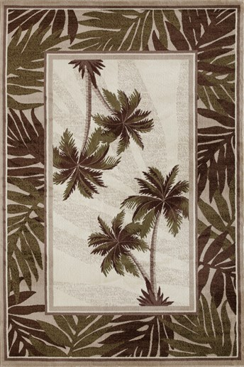 Coastal Palm Breeze arearugs