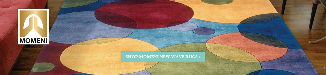 Momeni New Wave Rugs Direct