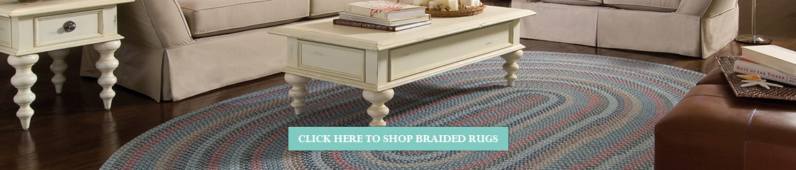 Braided Rugs from Rugs Direct