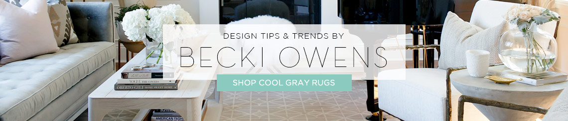 Cool Gray Rugs