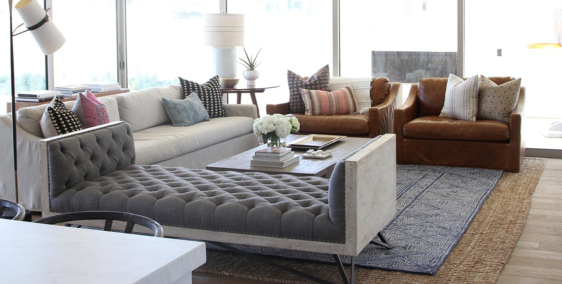 Decorating with Layered Area Rugs